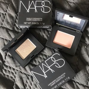 NARS eyeshadow singles bundle